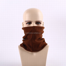 hot sale portable square crinkle magic scarf for outdoor sports