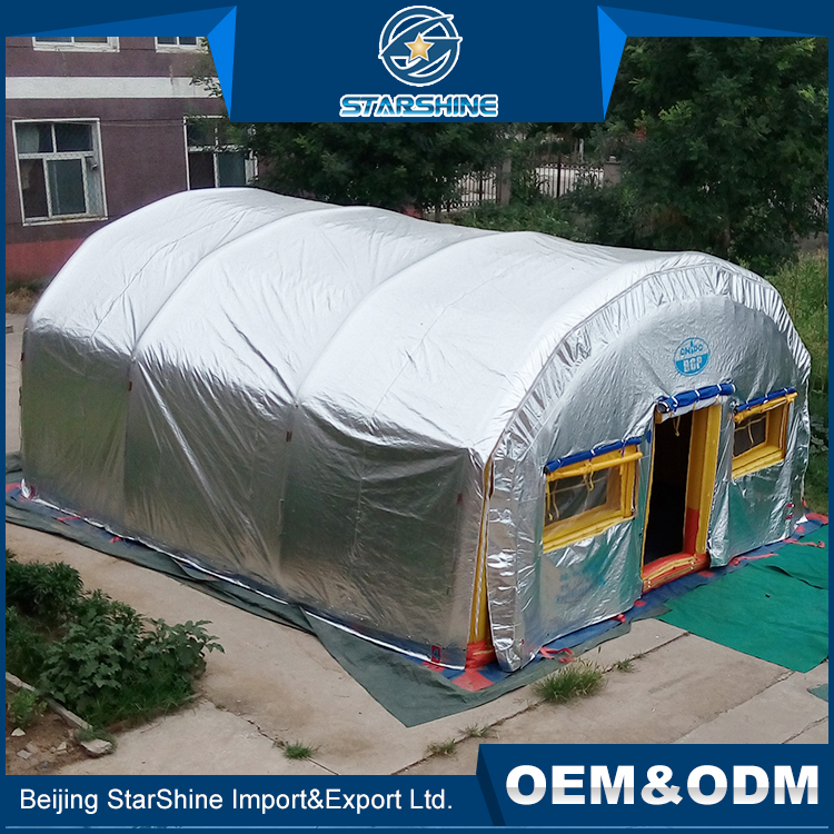 Top Quality Outdoor Party Event Air Tent Quick Assembly Thermal Insulation Inflatable Shelter