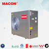 Small R410A stainless steel water pool heat pump air heater