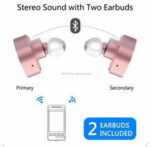 Best selling factory wholesale cheap wireless earphone bluetooth v4.1 Stereo Earphone for phone accessories