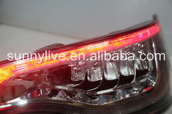 2006-2010 Year For Audi Q7 LED Rear Lights OEM