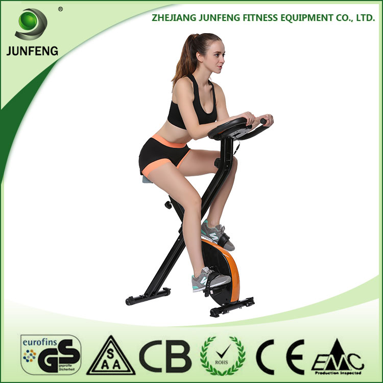 Indoor Cycling Exercise body fit magnetic mechanical x bike