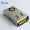 Factory price high efficiency 80% constant voltage single output led driver 11a 400w 36v ac dc power supply with fan