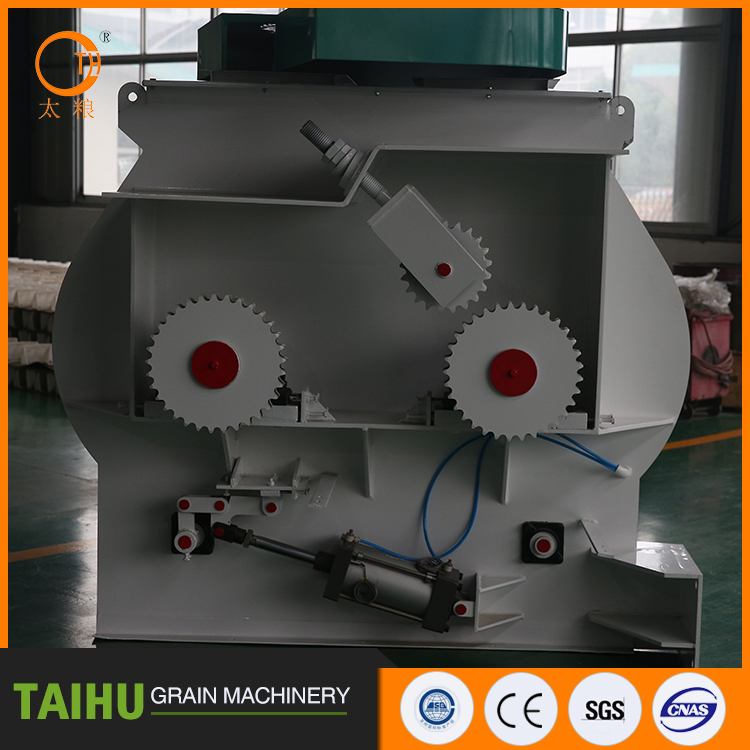 Factory price screw feed mixer machine Hot Selling Mixing 250-3000kg Industrial mass production
