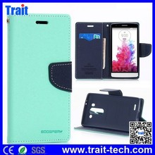 Card Slots Flip Stand Leather Case for LG G3 D855/D850/D851,Leather Case for lg g3 s d722