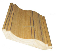 MDF Wall baseboard/Oak skirting board for laminate flooring-80mm