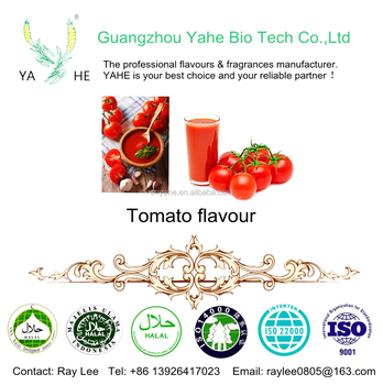 Artificial Tomato flavor and flavour powder for snacks food ingredients with factory price