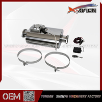 Top Sale Guaranteed Quality Truck Exhaust Muffler