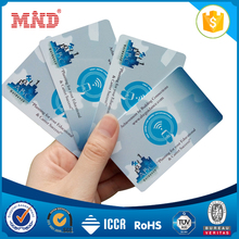 MDC0291 NFC Chip with PVC Card - MIFA Classic 1K EEPROM Memory Chip - NFC Smart Card