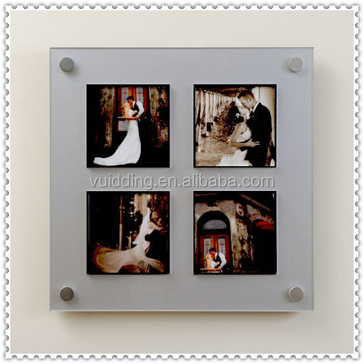 Wedding Party Decorative Acrylic Islamic Picture Wall Frame