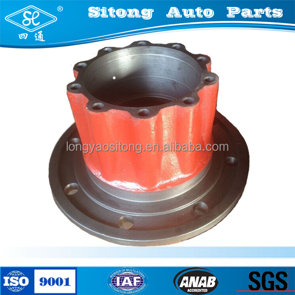 Heavy Duty Lorry Truck and Trailer Hub Wheel