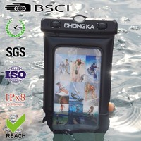 Shenzhen mobile phone waterproof bag accessories for iPhone