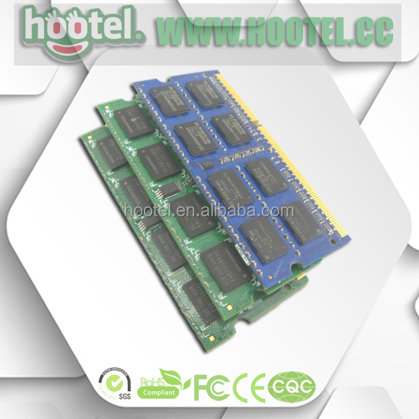 Wonderful memory module factory sell different chip for used laptop