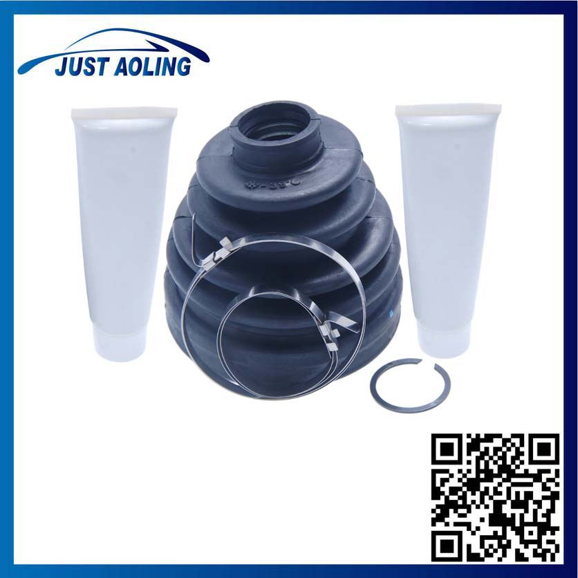 Professional design rubber parts cv joint rubber boot for dustproof 0115-KLH18