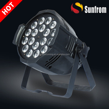 Professional stage led mini par can light price