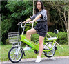 2017 new china import 48v lithium battery electric bicycle for ladies factory futengda