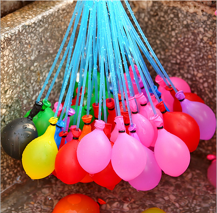 111 Pcs Magic Bombs Toys Kids Garden Game Party Summer Refill Water Balloons