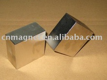 Block Shape rare earth ndfeb magnet