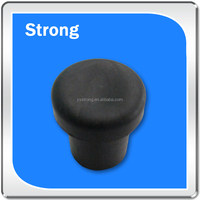 Cheap customized rubber stopper rubber parts for dust-free