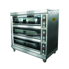 industrial bread baking oven for sale commercial oven for bake bread electric gas oven
