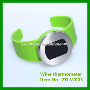 liquid metal thermometer