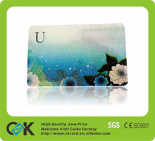 holographic card business card with cheap price