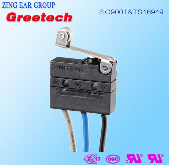 Limit switch/toggle switch/kinds of switch micro switch