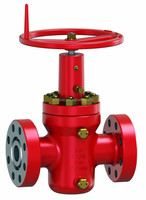 FC high pressure flanged Forged hydraulic&manual Gate Valve