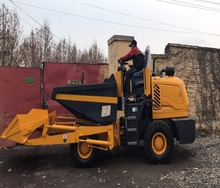 China 4.0 ton front site dumper Cheap Price for Sale