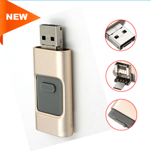 2019 Hot USB Drive 32GB OTG Usb Flash Drive For iPhone/iPad/Android