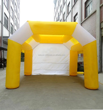 Advertising promotion trade show air tent booth spider dome xgloo event inflatable tent for sales