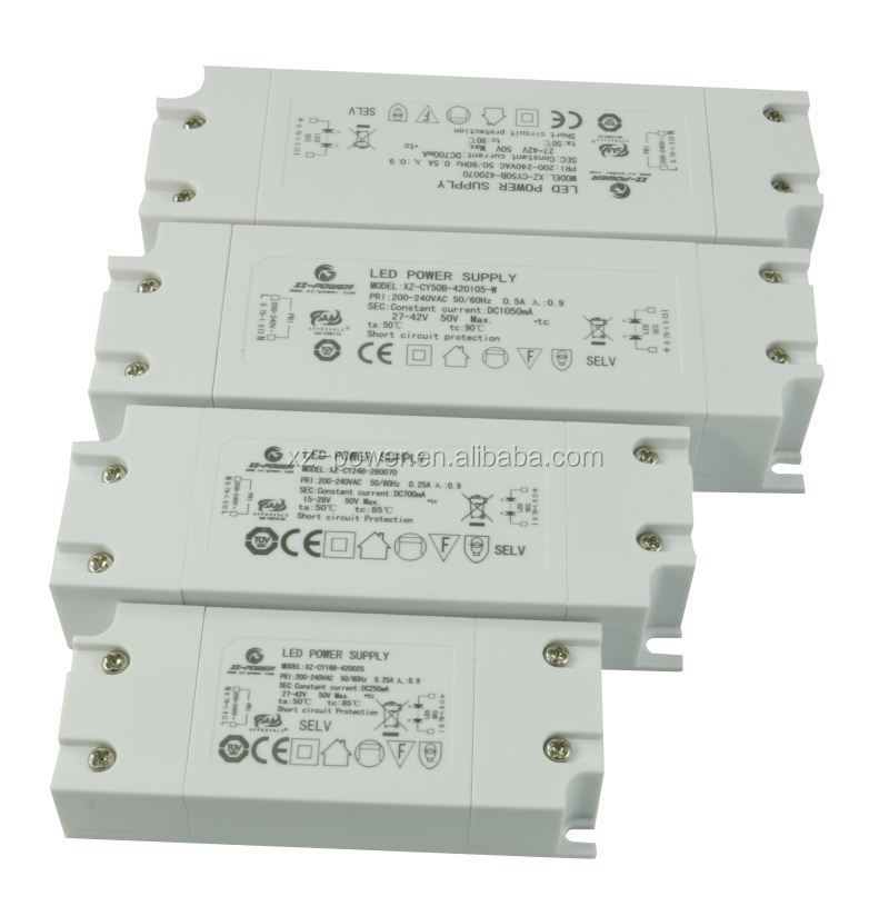 34V 340mA xz-cy16b high-volt 310mA Commercial Downlight led controller