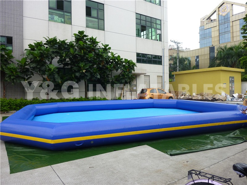 Outdoor large inflatable swimming pool for kids adults for Large size inflatable swimming pool