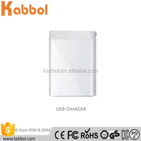 Good Quality universal Type c 3 ports usb wall travel charger for iphone Nexus 6P Mobile Phone Android and Tablets