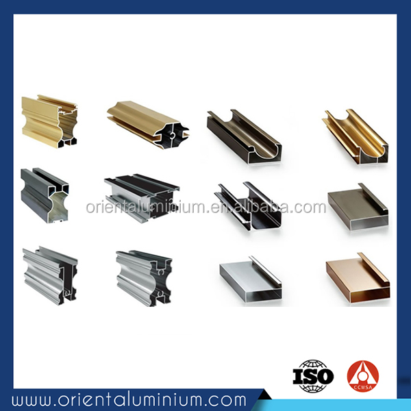 China gold supplier best choice 6063 t5 aluminium alloy price per kg