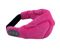 Colorful and comfortable bluetooth sleep eye shield