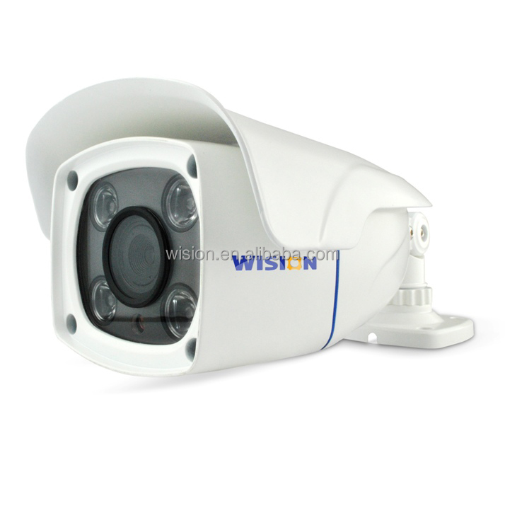 3 megapixel IR bullet camera, WDR video camera low temperature with heater and fan