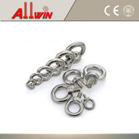 small eye bolts Machinery Carbon Steel High Tensile