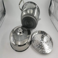 Energy Saving Stainless Steel Soup Pot