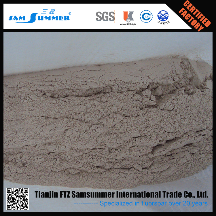 Applied to ceramic industry acid grad fluorspar powder with factory price