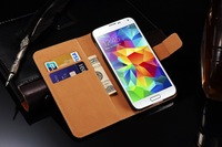 Factory Supplier for Samsung Galaxy S5 Universal Smart Phone Wallet Style Leather Case