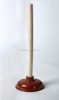 Item No.2216 best selling 5inch rubber toilet plunger with wood stick