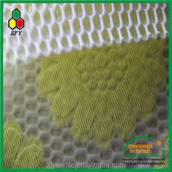 2017 latest arrive and free sample pvc coated polyester mesh fabric