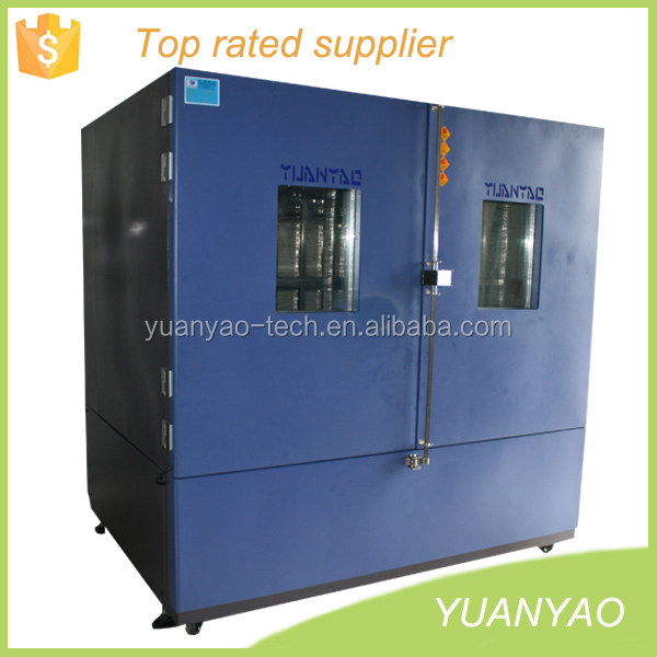 Superior service for environment temperature cabinet