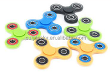 Children and Adults Relieves Stress And Anxiety Hand fidget spinner with high quality/colorful fidget spinner