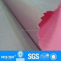 Pink White Membrane Waterproof Starched Textil Fabric For Outdoor Sportswear