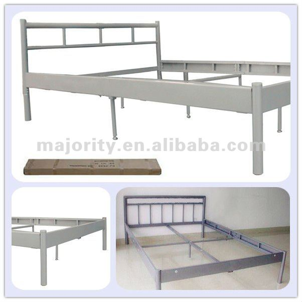 2012 new metal tube bed frame