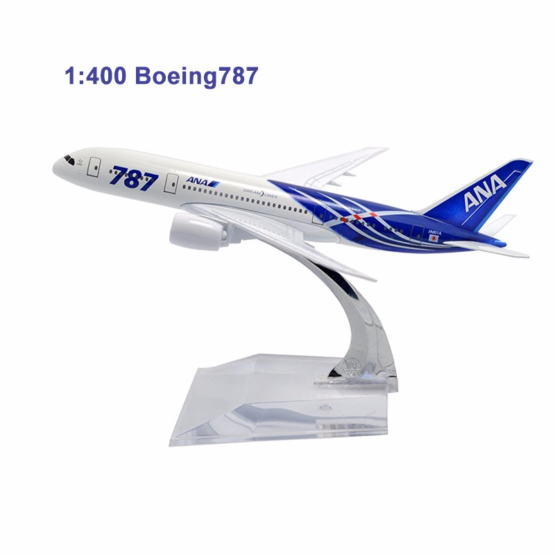 1:400 Scale Boeing 787 Metal Airplane Model Plane Toy Plane Model Price