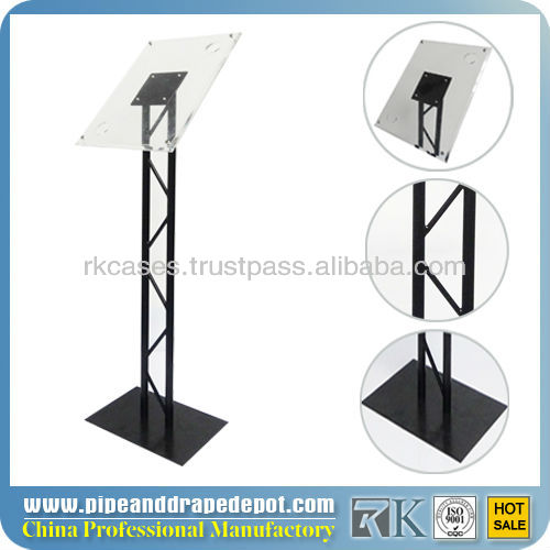 2013 RK durable acrylic lectern podium pulpit for sale
