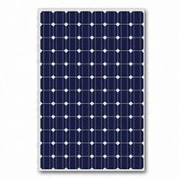 240W Monocrystalline Solar Panel with TUV Certificate,mounted with aluminium Frame